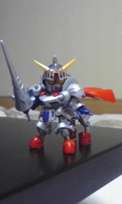 【プラモ】騎士ガンダム